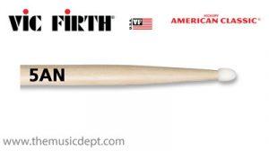 Vic Firth American Classic 5AN Nylon Tip