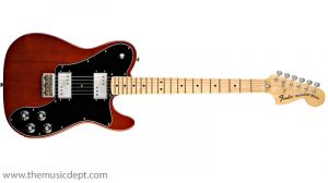 Classic Series '72 Telecaster Deluxe - Walnut Stain
