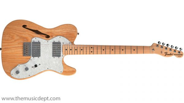 Classic Series '72 Telecaster Thinline - Natural
