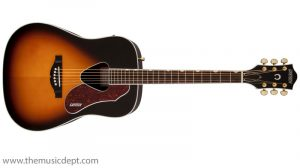 G5024E Rancher Dreadnought Electric - Sunburst