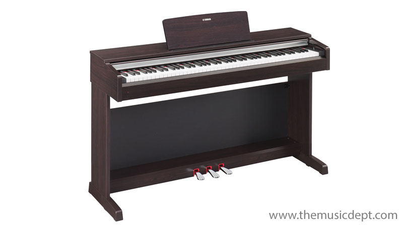 yamaha ydp 143 digital piano the music dept. Black Bedroom Furniture Sets. Home Design Ideas