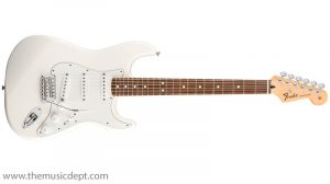 Standard Stratocaster - Rosewood Neck - White
