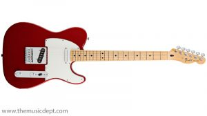 Standard Telecaster - Candy Apple Red
