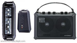 MobileCube - 5w Stereo Amp
