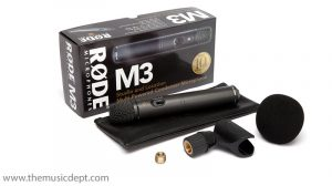 Rode M3 Condensor Mic