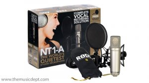 Rode NT1A Recording Pack