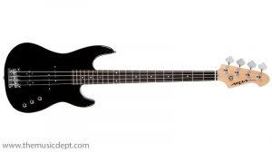 Aria STB PJ BK Bass Guitar