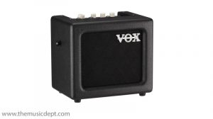 Vox Mini3 G2 Portable Guitar Amp - Black