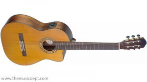 Angel Lopez Silvera CE-M Electro Classical Guitar