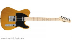 Squier By Fender Affinity Telecaster MN, Butterscotch Blonde