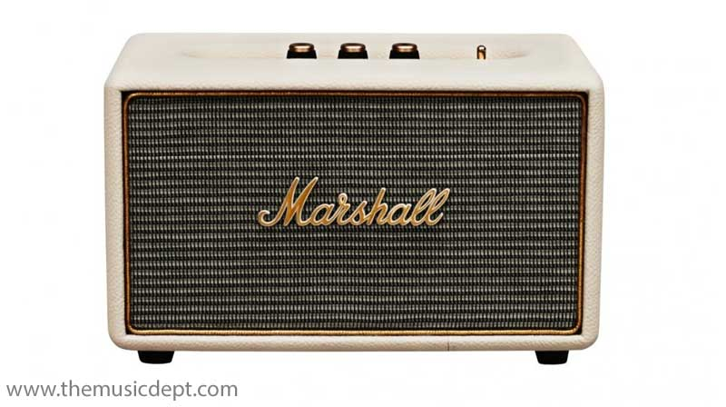 Marshall Acton Bluetooth Speaker Cream