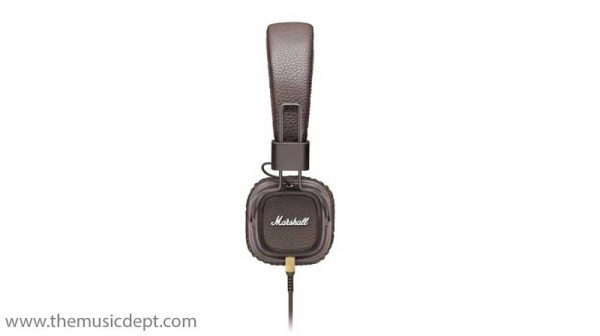Marshall Major II Headphones - Brown