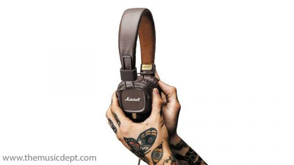 Marshall Major II Headphones - BrownMarshall Major II Headphones - Brown