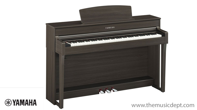 yamaha clp 645 clavinova the music dept. Black Bedroom Furniture Sets. Home Design Ideas