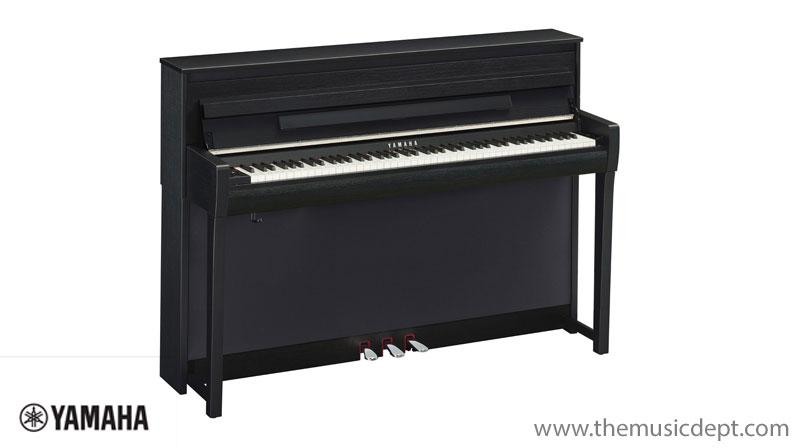yamaha clp 685 clavinova the music dept. Black Bedroom Furniture Sets. Home Design Ideas