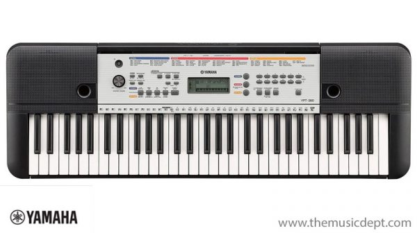 Yamaha YPT-260 Portable Home Keyboard