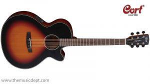 Cort SFXE-3TSS Electro Acoustic Guitar