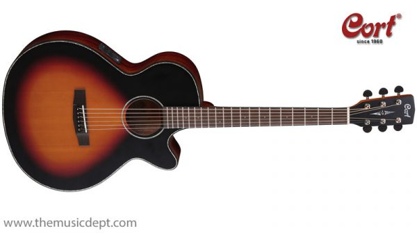 Cort SFXE-3TSS Electro Acoustic Guitar