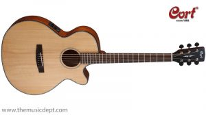 Cort SFXE-NS Electro Acoustic Guitar