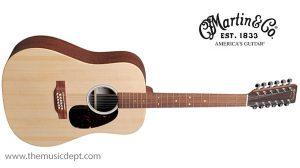 Martin D-X2E 12 String