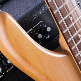 Bass Guitar Amps