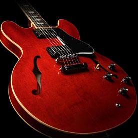 Hollow Body Guitars