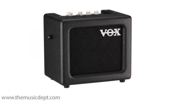 Vox Mini3 G2 Portable Guitar Amp - Black