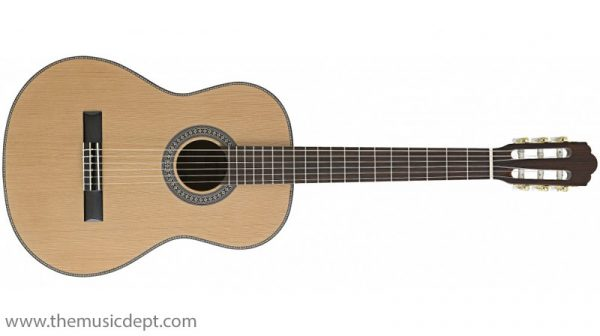 Angel Lopez C1148 S-CED Classical Guitar