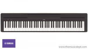 Yamaha Digital Piano Showroom St Albans Portable P Series P-45