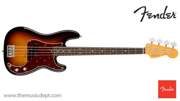 Fender Guitar Showroom St Albans American Pro II P Bass