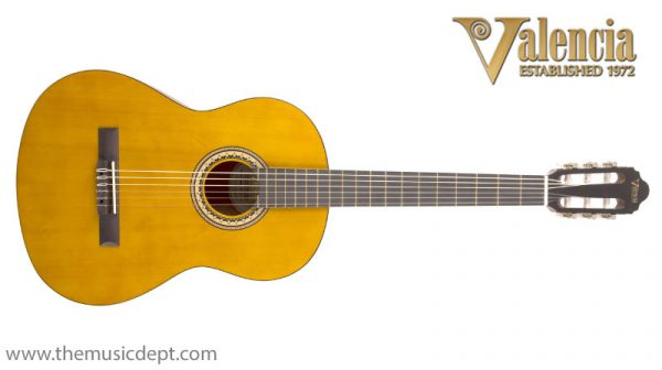 Valencia Classical Guitar Showroom St Albans