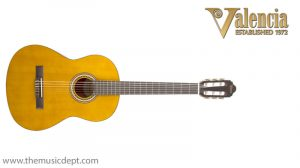 Valencia Classical Guitar Showroom St Albans