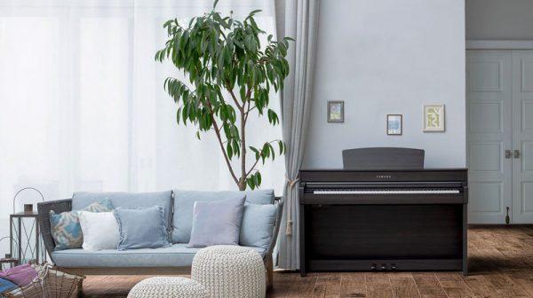 Yamaha Digital Piano Showroom St Albans Clavinova CLP785