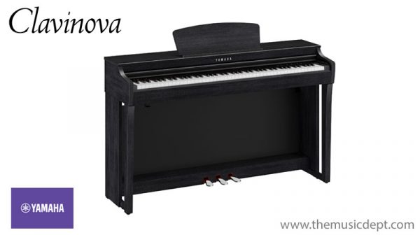 Yamaha Digital Piano Showroom St Albans Clavinova CLP725