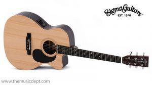 Sigma Guitar Showroom