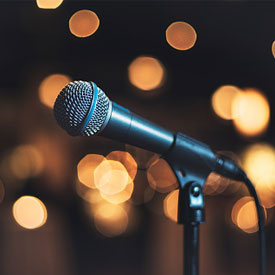 Mics for Performing
