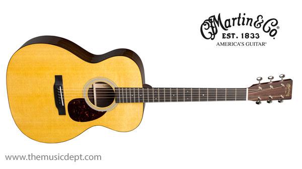 Martin Guitar Showroom St Albans