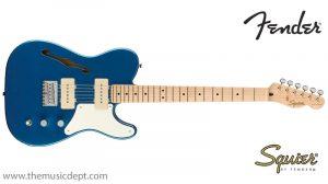 Fender Guitar Showroom St Albans Paranormal